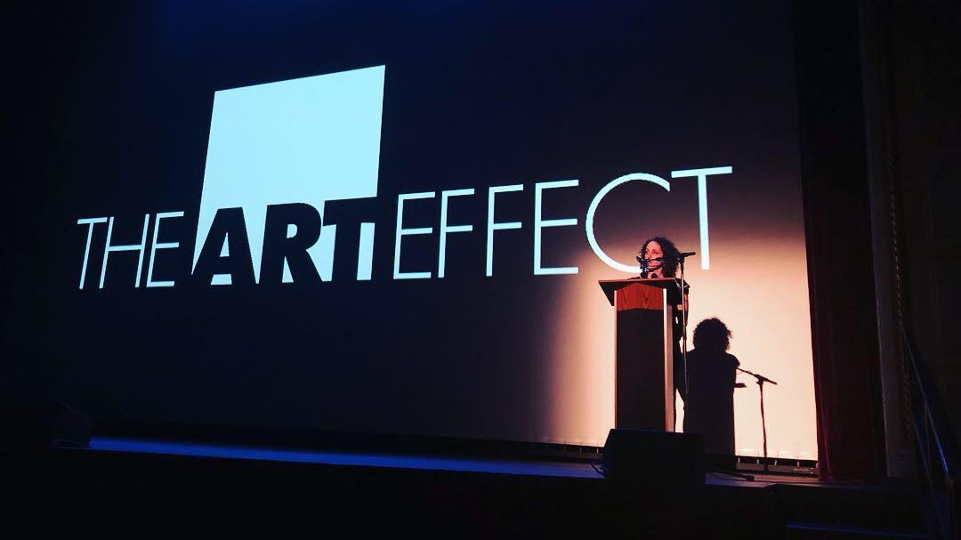 Art Effect identity design