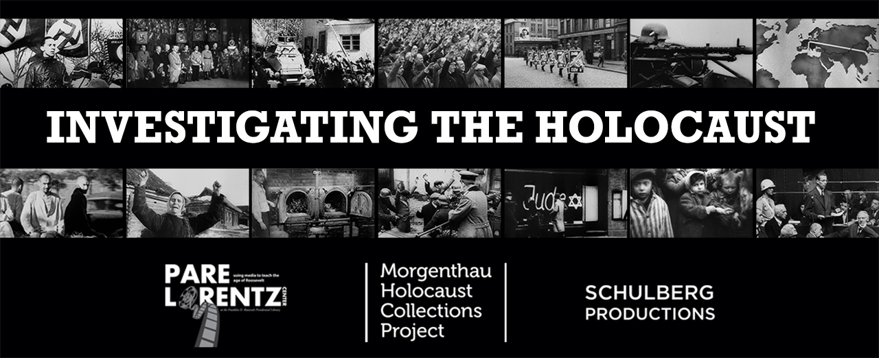 Curriculum guide and video series development and design for FDR Library by Drake Creative